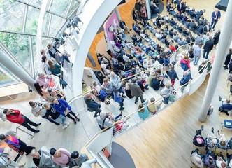 Frankfurt am Main PR & Marketing Event Galerie/Museum Lichthof image 2
