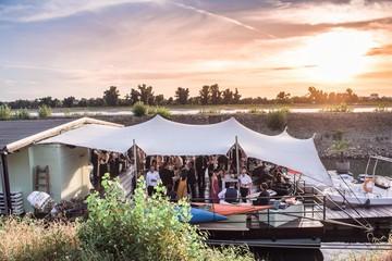 Düsseldorf PR & Marketing Event Open Air Location/Outdoor/Beachclub Terrasse für freie Trauungen image 0