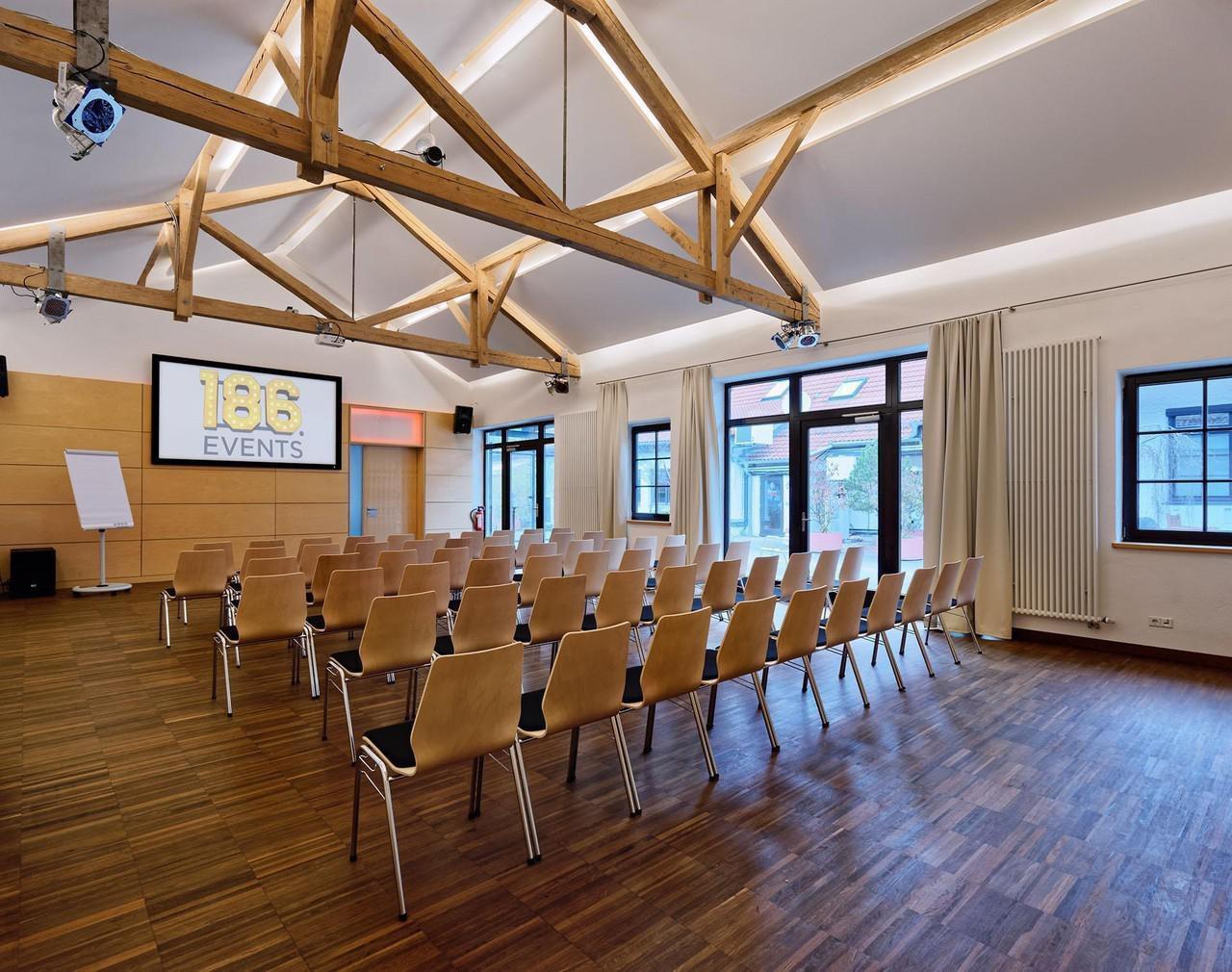 Ismaning PR & Marketing Event  186.events Location für Seminare, Tagungen, Fotoproduktion image 0