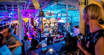 Hamburg PR & Marketing Event Veranstaltungsraum Maschinenraum image 4