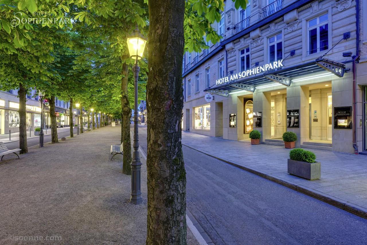 Baden-Baden Geburtstag Tagungs-/Konferenzraum Hotel am Sophienpark image 10