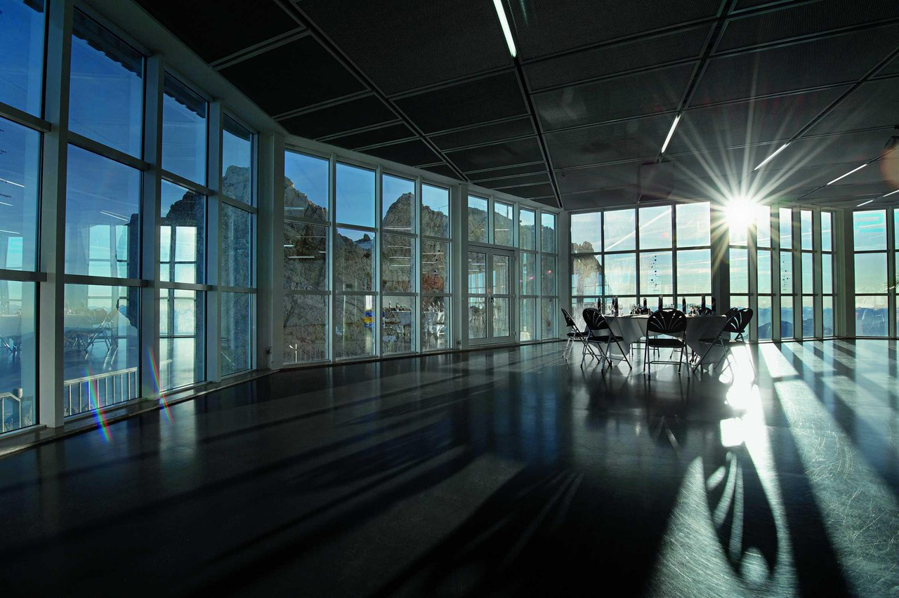 Garmisch-Partenkirchen PR & Marketing Event Veranstaltungsraum Zugspitze - Top of Germany image 10