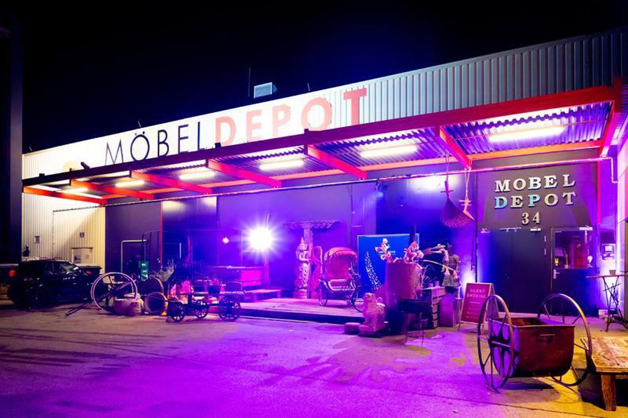 Wien PR & Marketing Event Veranstaltungsraum Möbeldepot- One of a kind image 10