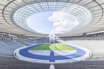 Kleinmachnow PR & Marketing Event Erlebnislocation/Sportstätte Olympiastadion Berlin image 10