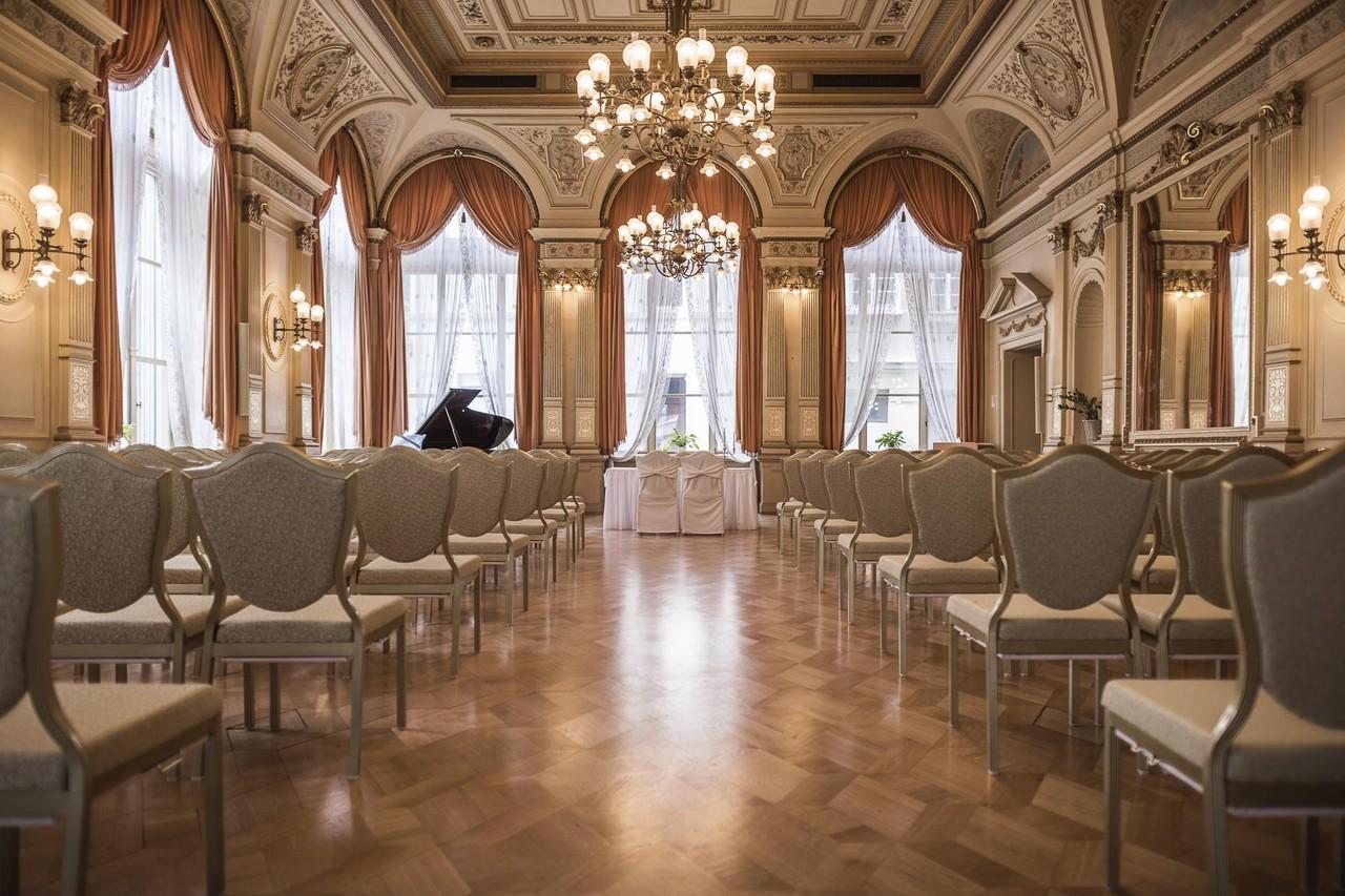 Heidelberg PR & Marketing Event Tagungs-/Konferenzraum Palais Prinz Carl image 10