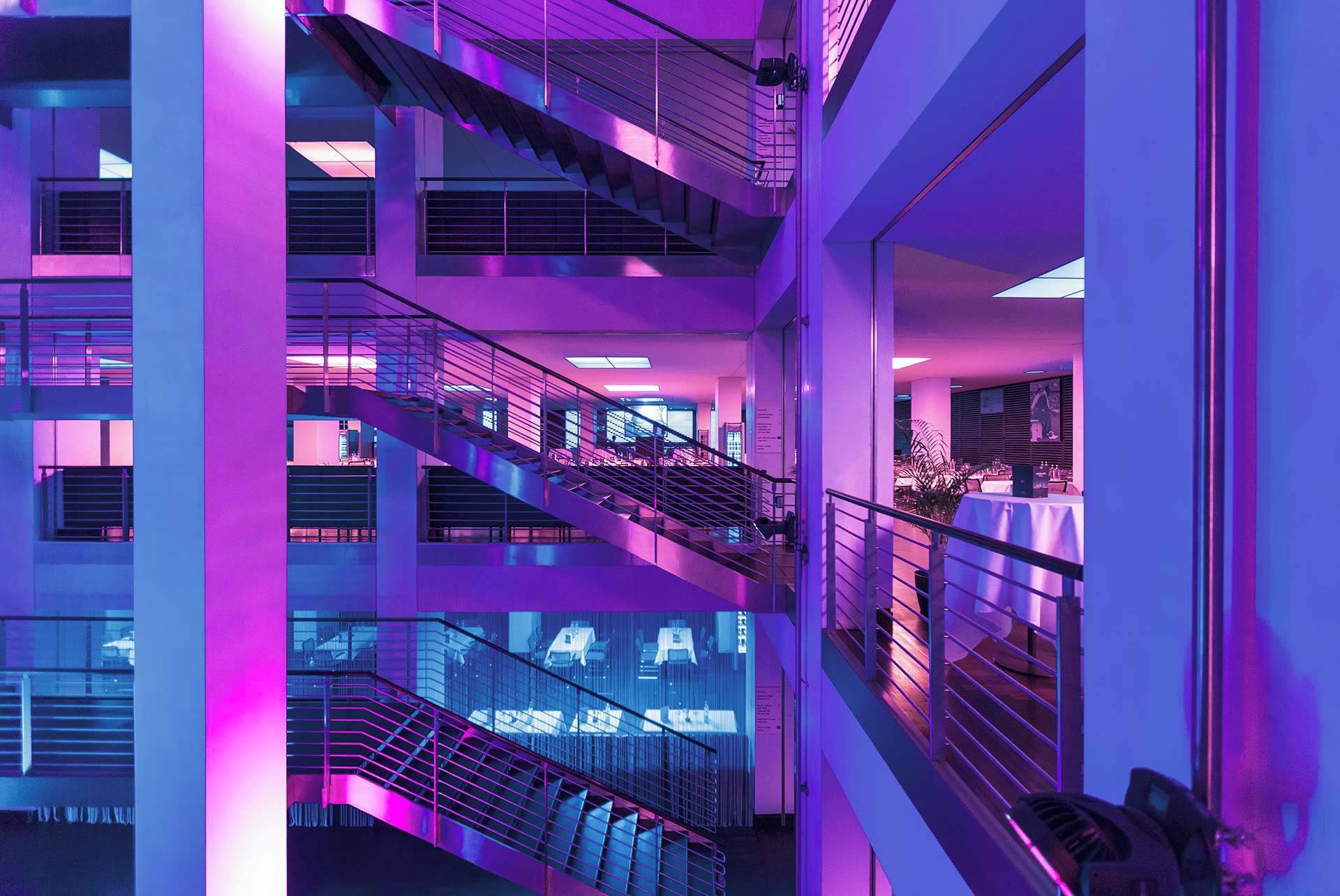 Berlin PR & Marketing Event Veranstaltungsraum Atrium image 1